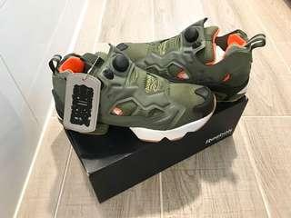 Reebok Pump Fury x Mita US9 New