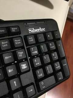 Silverlee Keyboard USB type