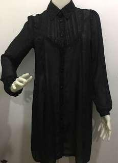 SALE!!! A MON AVIS Chiffon Dress