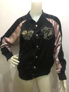 SALE!!! Silk oversize Jacket