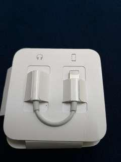 iPhone adapter for 3.5mm earphone