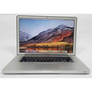 Apple MacBook Pro (15-Inch, Mid 2012), i7 / 8GB RAM / 500GB