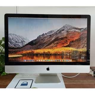 Apple iMac (27-Inch, Mid 2011), i5 / 16GB RAM / 1TB