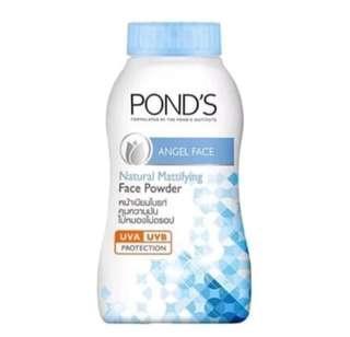 Pond's Angel Face Natural Mattifying Powder