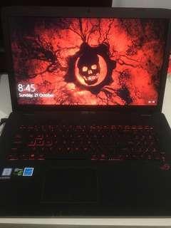 "Asus ROG 17"" Gaming Notebook"