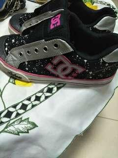 DC kid sport shoes