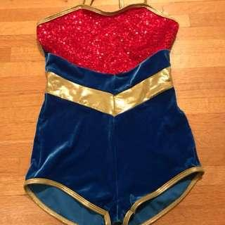 super woman costume!!
