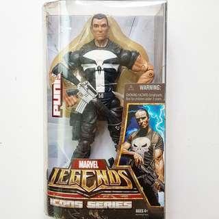Marvel legends Icon Punisher