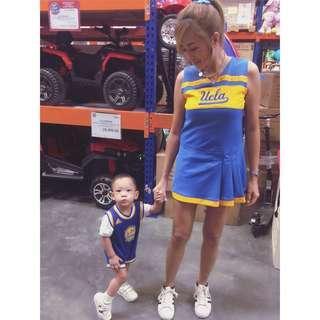 FREE SHIPPING MM🚚 Authentic UCLA Adidas Cheerleader Uniform