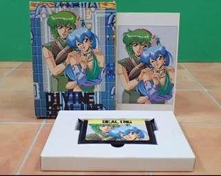Divine Sealing Sega Mega Drive Genesis