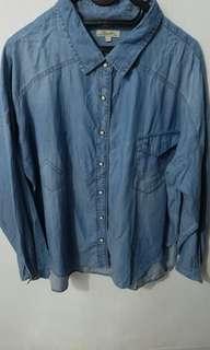 Baju kemeja Wrangler