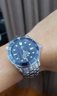 Cheapest Omega seamaster 41mm automatic movement