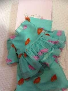 Markdown Belle babies design peplum feather kurung
