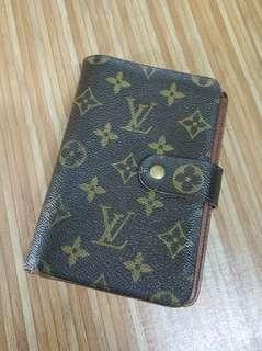 Authentic Louis Vuitton LV Monogram Wallet