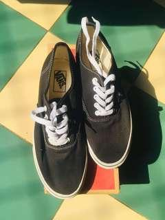 Vans authentic black 42 #oktosale