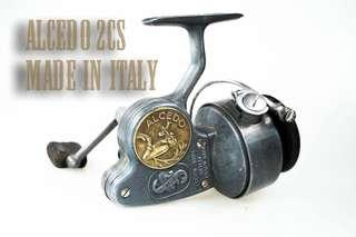 Alcedo 2CS Fishing Reel Made in Italy