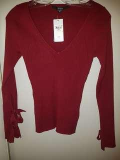 Guess Sweater Blouse BNWT