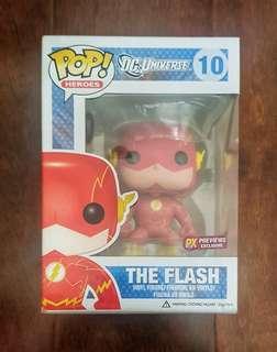 Funko Pop The Flash DC PX Previews Exclusive