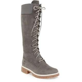 Timberland Knee-High Boots BNIB size 10 (fits like a 9-9.5)
