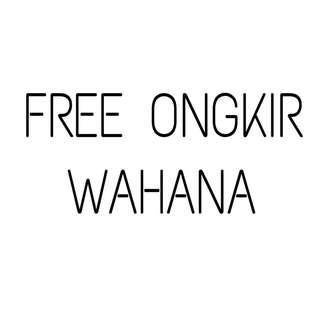 FREE ONGKIR ALL ITEM