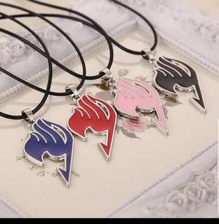 FairyTail / Fairy Tail Alloy necklace/ pendant