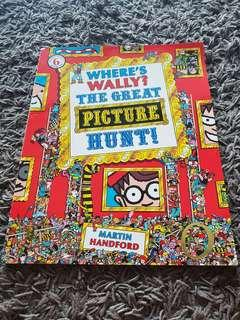 Where's Wally? The Great Picture Hunt!