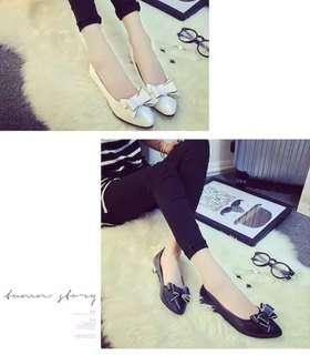 [PO] Ribbon Bow Flats