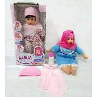 Boneka Hijab Mengaji