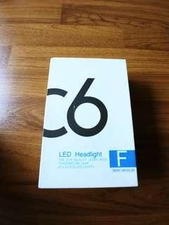 WTS - H4 LED headlamp (left+right) - USED