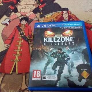 Ps Vita Game KILLZONE