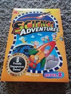 Science Adventures Level 2 Book Set
