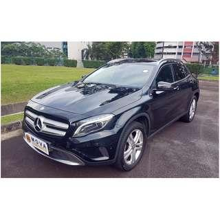 🚚 Mercedes gla 180 car leasing for personal and corporate
