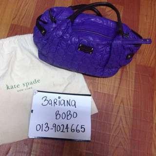 Authentic Kate Spade (Purple Color)