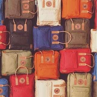 🚚 fjallraven kanken no 2 backpack