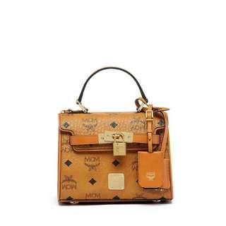 MCM Heritage Mini bag