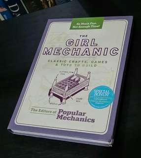 Popular Mechanics: The Girl Mechanic (Classic Crafts, Games & Toys to Build) (re-listed, lower price)