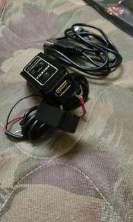 Phone charger for Motobikers