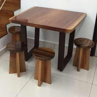 Table (Corner area Table)