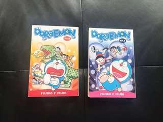 Doraemon comic in English