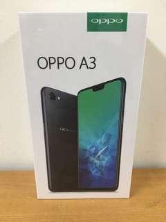 NEW OPPO A3   black(6.2)4G RAM 128G ROM