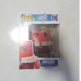Funko Disney Pixar Inside Out - Anger