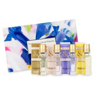 Loccitane Mini Perfume Set
