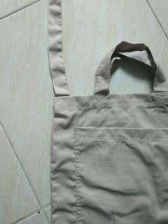 baby canvas totebag