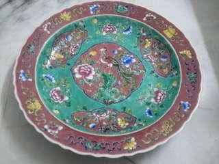 Peranakan Big Serving Plate