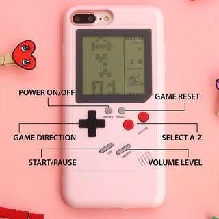 Gameboy case for iphone 6/6s