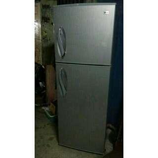 🚚 二手 韓國 LG 329公升 中型 電冰箱
