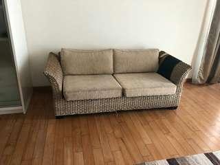 Sofa 2+1+ coffee table