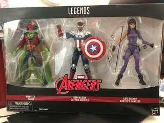 Marvel Legends Avengers Box set
