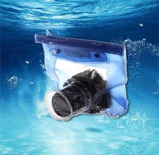 Waterproof Underwater Housing for DSLR
