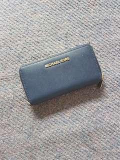 Micahel kors saffiano wallet